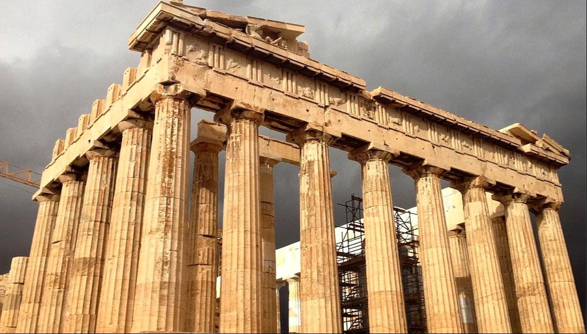 It's All Greek To Me - RACHAEL TANK